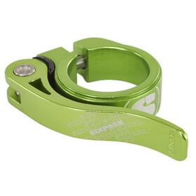 Sixpack Menace Sadelklemme 31.8 grøn